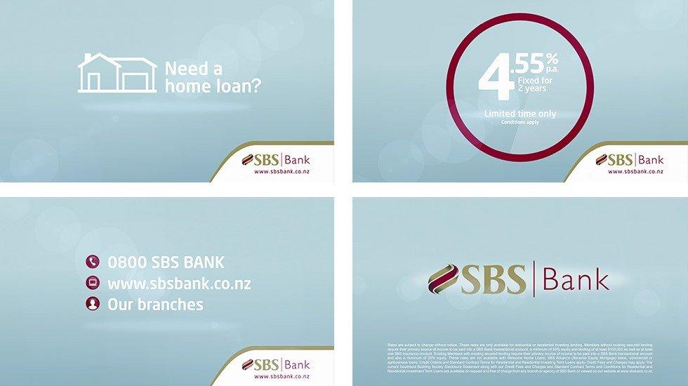 SBS Bank<br>TV Commercial