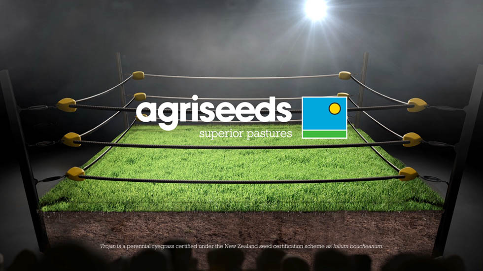 Agriseeds<br>Trojan TV Commercial