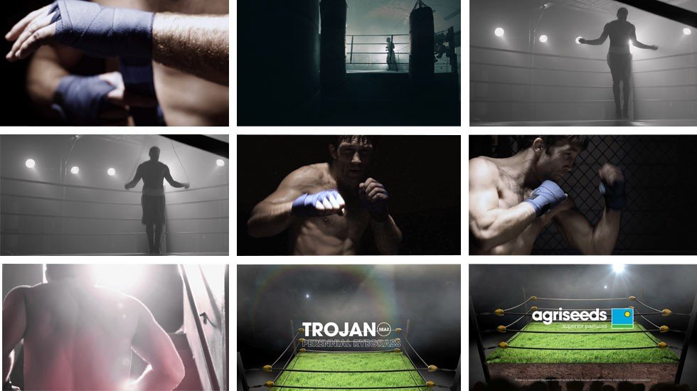Agriseeds<br>Trojan TV Commercial