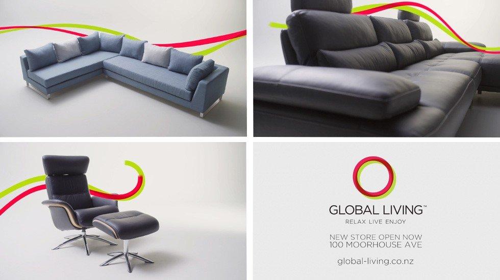 Global Living – Retail TVC