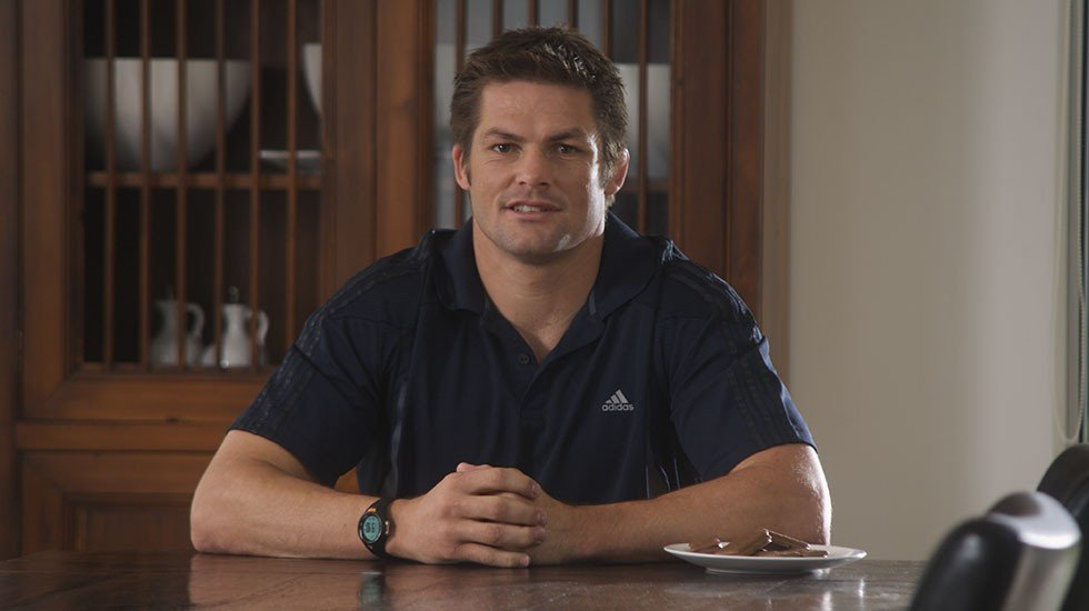 Richie McCaw<br>Good Health<br>TV Commercial