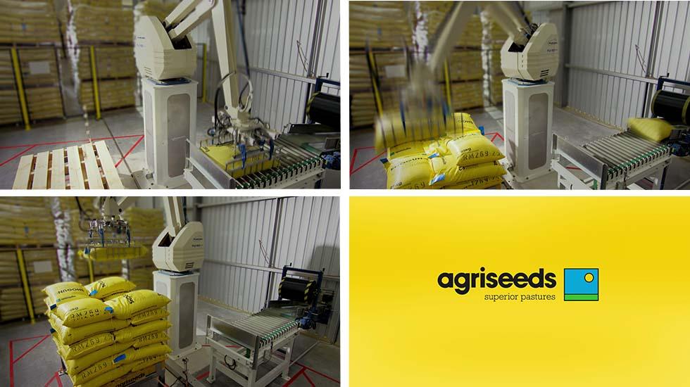 Agriseeds<br>Robot TV Commercial