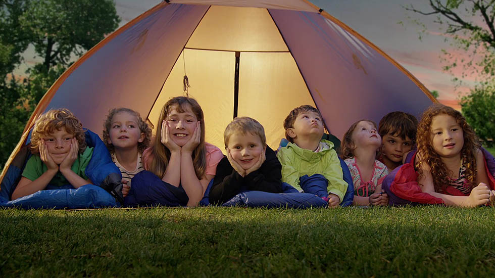 TOP 10 Holiday Parks<br>TV Commercials